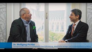 Interview zwischen Dr. Wolfgang Pichler und Univ.-Prof. Dr. Nikolaus Forgó
