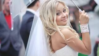 Красивое и нежное свадебное видео Олега и Дины (14.09.2013)
