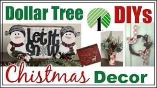 Dollar Tree Diy Christmas Decor 2019   Momma From Scratch