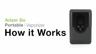 Arizer Go (ArGo) Portable Vaporizer Tutorial - TVape