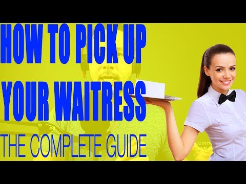 Starting a Conversation with a Waitress or Bartender | TSL Podcast with Steve Mayeda