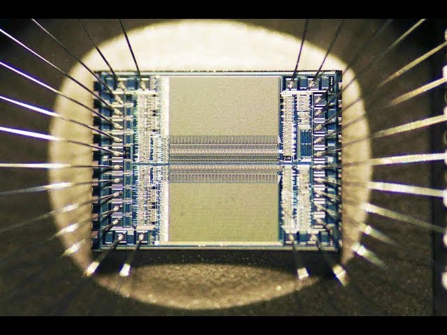 Whats inside a microchip ?