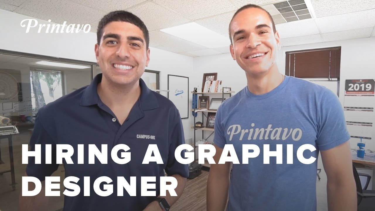 Hiring a Graphic Designer for Your Screen Printing Shop | Print Shop Business Tips