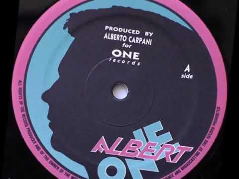 Albert One - Hopes & dreams (dance mix) 1987