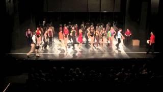 """A Chorus Line """"One Rehearsal"""" thru """"End of Cassie & Zach Scene"""" (Part 9)"""