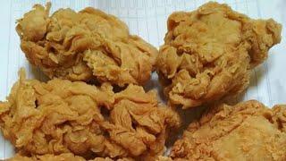 Resep Ayam Goreng Kentuky di Jamin Enak dan Krispi