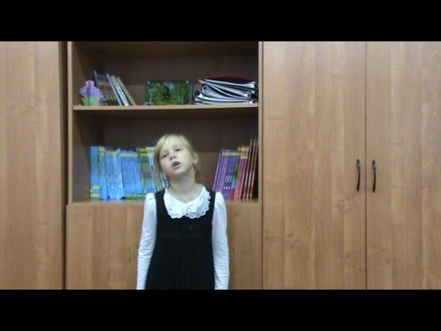 Изображение предпросмотра прочтения – КаринаШтарева читает произведение «Стрекоза и Муравей» И.А.Крылова