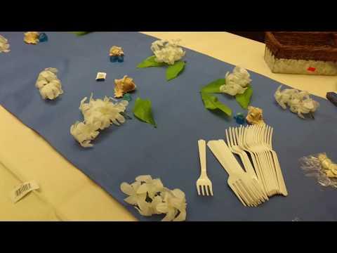tissue paper pom pom diy paper pom pom decorations beach party