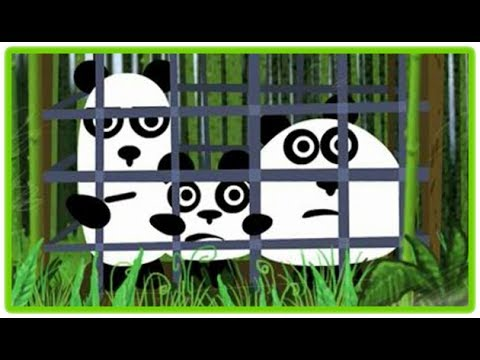 Friv - 3 Pandas - Adventure Games