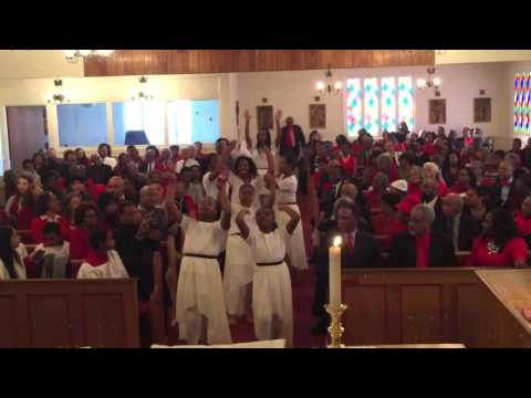 St Marks Praise Dancers