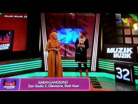 NISAN CINTA by SITINORDIANA ft JACLYN VICTOR  #muzikmuzik32