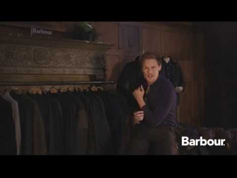 Sam Heughan - Barbour's Q&A
