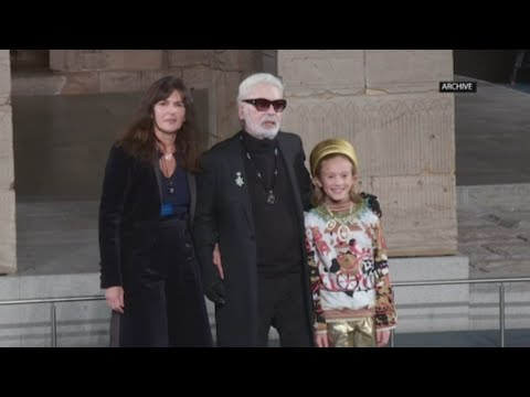 Karl Lagerfeld's fashion legacy