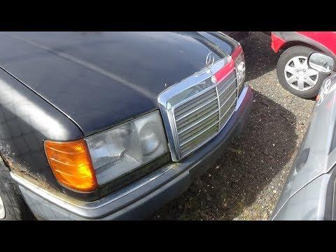 Der  Mercedes W124