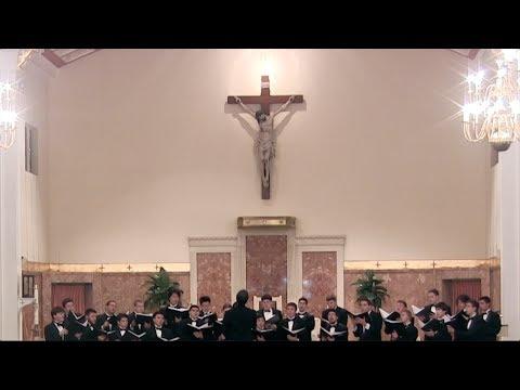 Palestrina: Sicut cervus (TTBB) - The Lehigh University Glee Club
