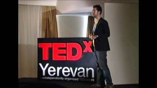 TEDxYerevan -  Alexis Ohanian -  You