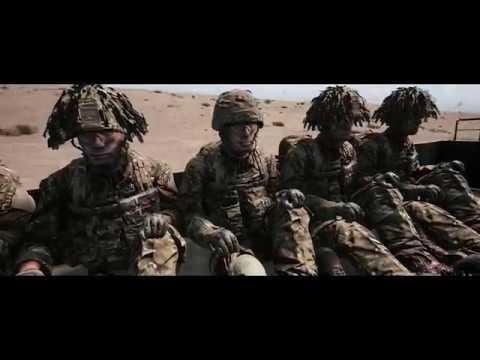 Brutal British Infantry Invasion of Al Basrah - Cinematic 40v40 Squad Gameplay