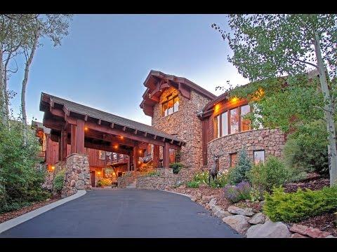 Timeless Mountain Contemporary Estate in Park City, Utah