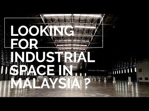 Industrial Space Malaysia - www.IndustrialSpace.com.my