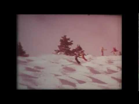 Vintage Louise: How to ski bumps 70's style