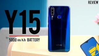 vivo Y15 Review: កាមេរ៉ាក្រោយបីគ្រាប់ + ថ្ម 5000 mAh = កញ្ចប់តម្លៃល្អ