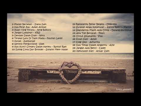 Koleksi Album - 20 Balada Cinta Terbaik (Vol 1)