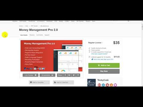 Free Download Money Management Pro 2.0