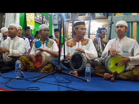 Penampilan Jakarta Darbuka Club (JDCneo) di milad Sanggar MUTIARA TERAZAM ke-8tahun