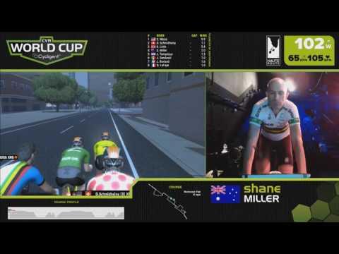 CVR World Cup Launch Las Vegas-Men