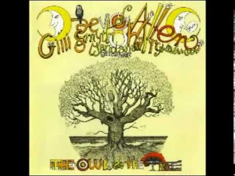 Daevid Allen & Mother Gong - I am a tree