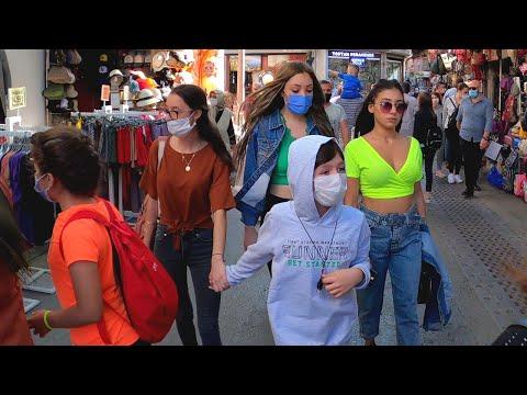 Kemeraltı Bazaar, Walking Tour Izmir Turkey