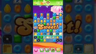 Candy crush jelly saga level 813(NO BOOSTER)