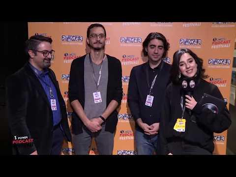 Girisimci Muhabbeti 1. Podcast Festivali'ndeydi - Kısa Röportaj