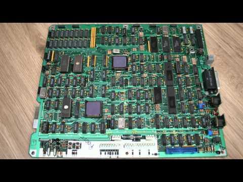Intel 80186 CPU