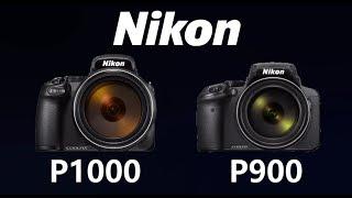 Nikon P1000 vs Nikon P900