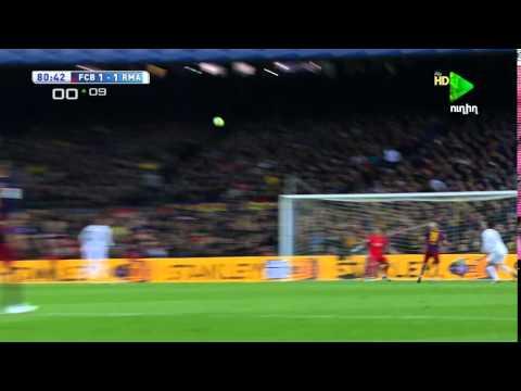 Gareth Bale - Not scored a goal Barcelona vs Real Madrid 1-2- la liga bbva el clasico 02.04.16