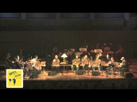 Boston Brass and T'ang Quartet play Prokofiev's