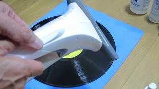 レコードクリーニングマシーンに匹敵?ケルヒャーWV75を使用したレコードクリーニング