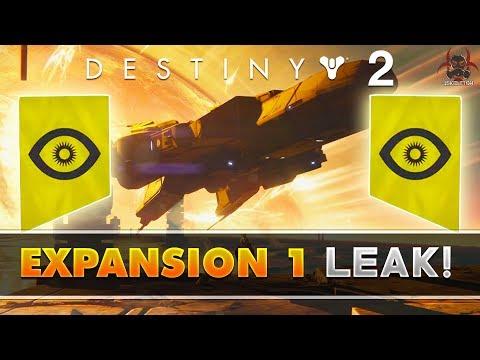 Destiny 2 - The Curse of Osiris DLC 1! - New Social Space, Planet, & Patrols
