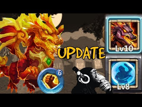 Lavanica | Update | Crazy Op | RIP Dove | Gameplay | Castle Clash