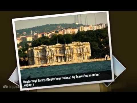 Beylerbeyi Palace - Istanbul, Turkey