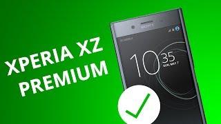 5 motivos para você COMPRAR o Xperia XZ Premium