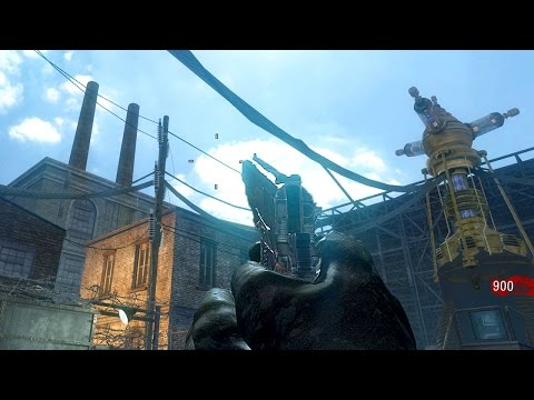 DER RIESE DAY TIME MOD - AFTER ALL THESE YEARS! Call of Duty Black Ops 1 Zombies Gameplay
