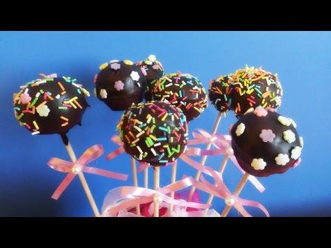 Cake Pops - Kako napraviti kuglice na stapicu