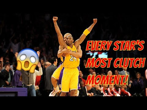 Every Superstar's Most Clutch Moment!