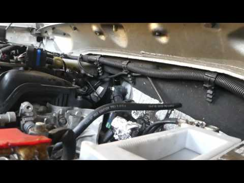removal EGR valve 1.6hdi (Citroen Berlingo, Peugeot Partner, etc.)
