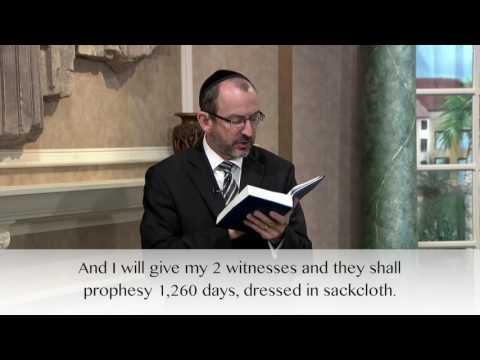 Dr. Baruch Korman: Revelation Chapter 11 Part 1