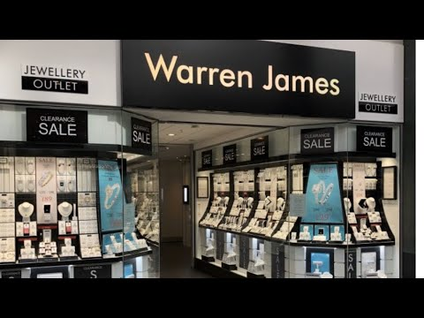 Warren James Exclusive 2019 Sale