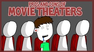 Pros and Cons of Movie Theaters