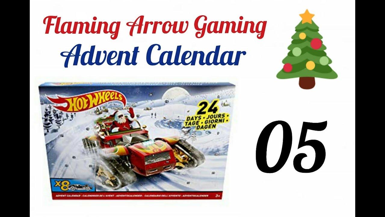 Christmas advent calendar #5 - YouTube